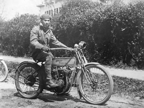 1914 Harley Davidson