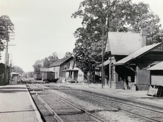 B&O Railroad Station, Gaithersburg 1911