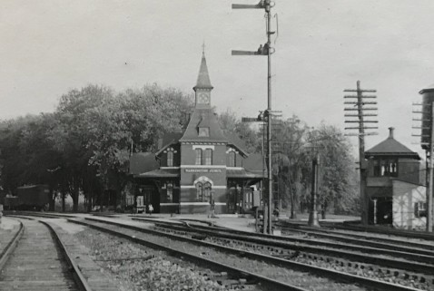 Point of Rocks Station, ca. 1911