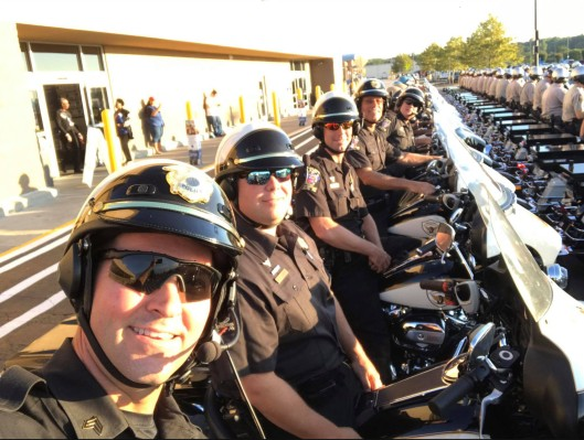 MCP Motorcycle Unit