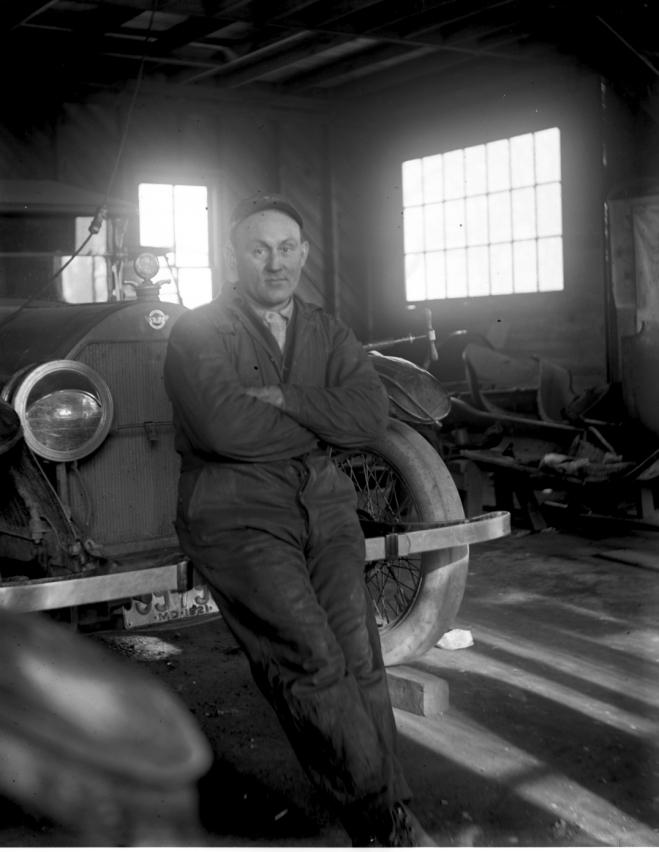 Grafton Reed 1921