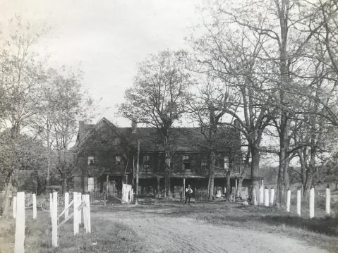 Montgomery County Almshouse