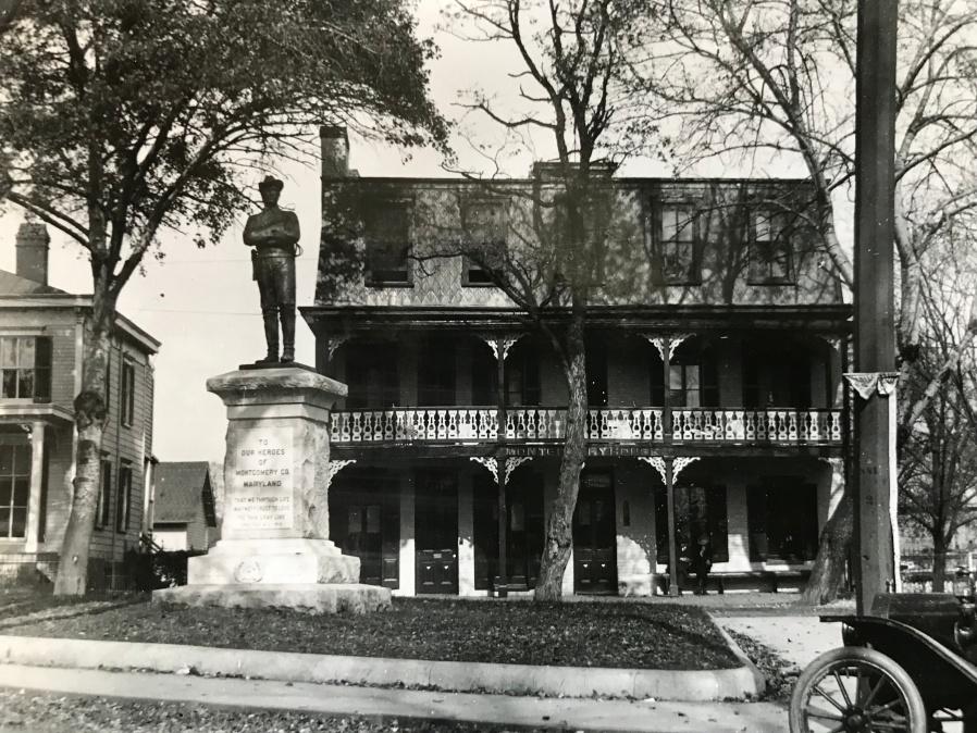 Montgomery House Hotel