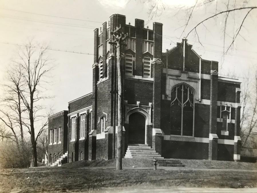Rockville Baptist Church 1912