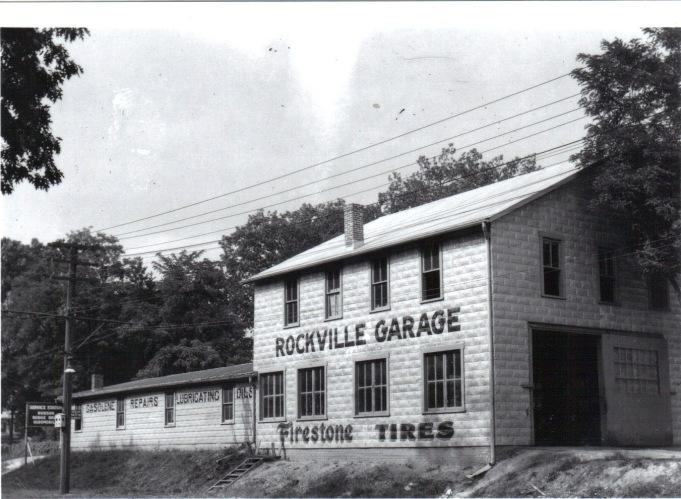 Rockville Garage 1918