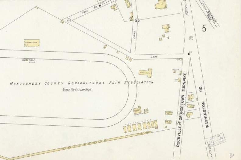 Aug 1908 Rockville Sanborn Map