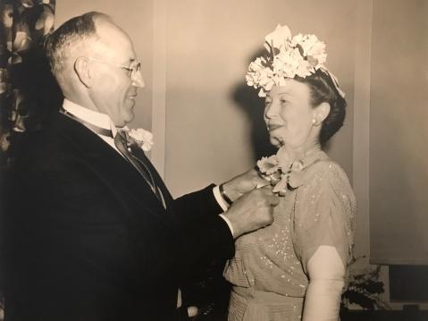 Lewis and Ethelene Reed
