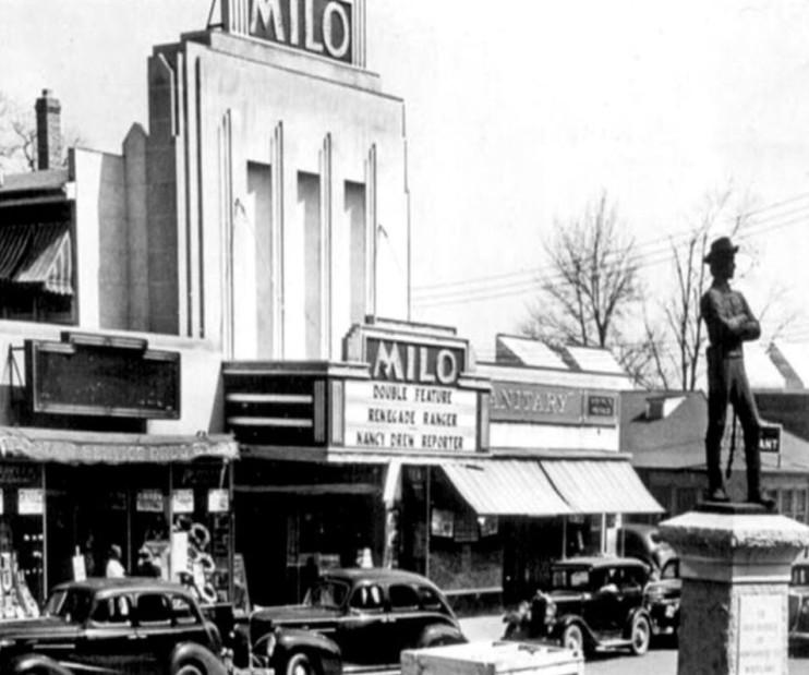 Milo Theater, Rockville