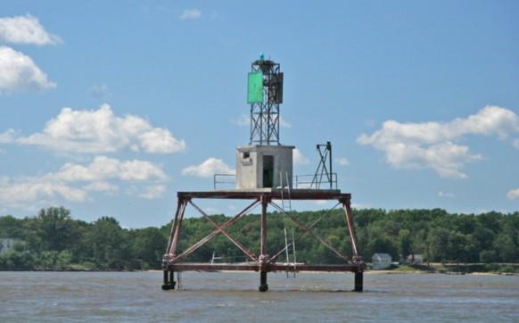 Mathias Point Lighthouse